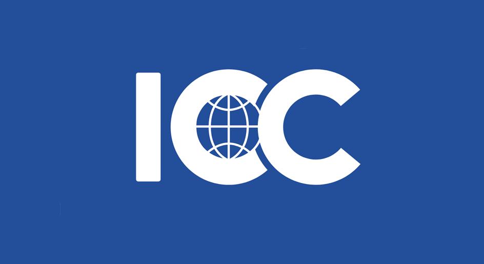 Логотип International Chamber of Commerce (ICC) - международной торговой палаты.