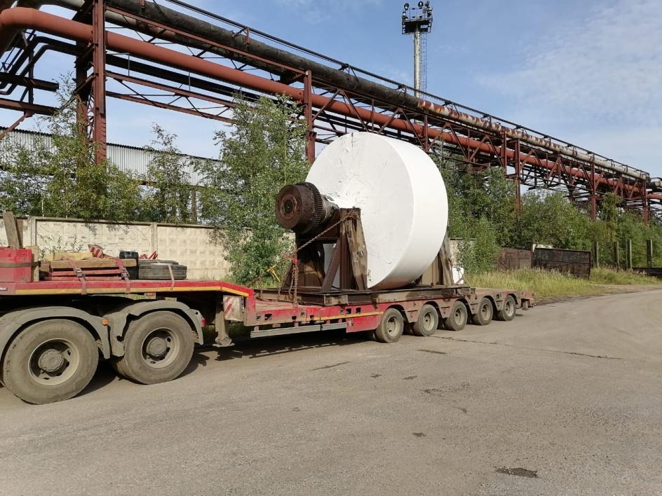 Негабаритное оборудование 45 тонн
