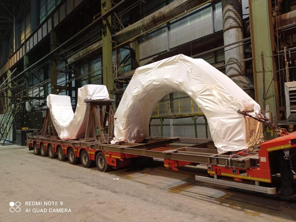 Негабаритное оборудование 70 тонн